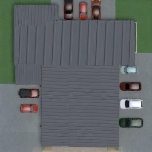 floorplans decoración cocina cafetería comedor arquitectura 3d