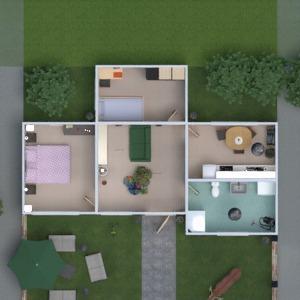 floorplans butas pasidaryk pats miegamasis svetainė apšvietimas kraštovaizdis namų apyvoka kavinė valgomasis prieškambaris 3d