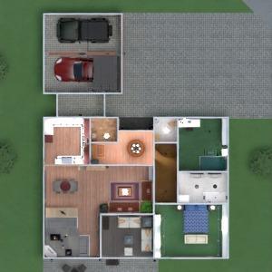 floorplans wohnung haus terrasse mobiliar dekor badezimmer schlafzimmer wohnzimmer garage küche outdoor kinderzimmer beleuchtung esszimmer architektur eingang 3d