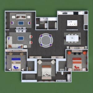 floorplans butas namas baldai dekoras vonia miegamasis svetainė virtuvė biuras apšvietimas namų apyvoka valgomasis аrchitektūra sandėliukas prieškambaris 3d