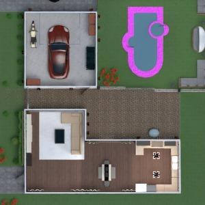 floorplans haus mobiliar dekor badezimmer schlafzimmer wohnzimmer garage küche beleuchtung haushalt esszimmer 3d