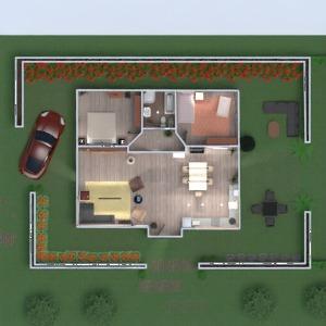 floorplans maison meubles décoration diy salle de bains chambre à coucher salon garage cuisine extérieur eclairage paysage maison salle à manger architecture espace de rangement entrée 3d