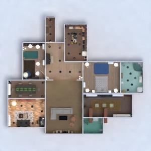 planos apartamento muebles bricolaje cuarto de baño dormitorio salón cocina iluminación comedor descansillo 3d