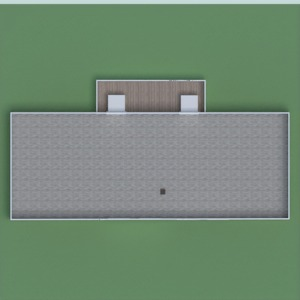 floorplans butas namas svetainė garažas kraštovaizdis 3d