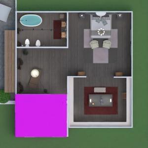 planos casa muebles cuarto de baño dormitorio garaje cocina iluminación paisaje hogar comedor arquitectura 3d