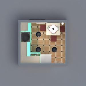 floorplans appartement meubles décoration cuisine eclairage rénovation 3d