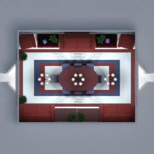 floorplans meble wystrój wnętrz pokój dzienny oświetlenie jadalnia 3d