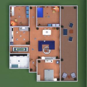 floorplans apartment decor bathroom bedroom living room kitchen kids room 3d