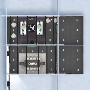 floorplans house furniture decor living room kitchen dining room 3d
