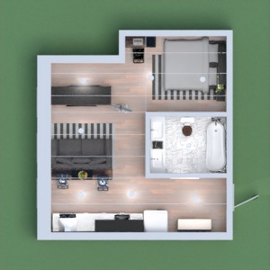 floorplans 公寓 3d