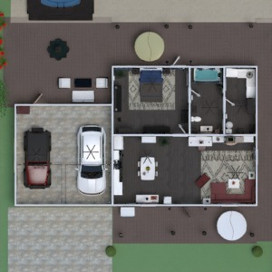 floorplans house bathroom bedroom living room outdoor dining room 3d