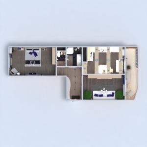 floorplans apartment terrace furniture decor diy bathroom bedroom living room kitchen lighting household storage entryway 3d
