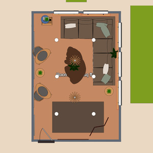 floorplans appartement maison salon 3d