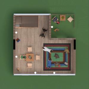 floorplans casa exterior arquitectura 3d