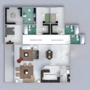 floorplans appartement maison terrasse meubles décoration diy salle de bains chambre à coucher salon garage cuisine extérieur chambre d'enfant bureau eclairage rénovation paysage salle à manger architecture espace de rangement studio 3d