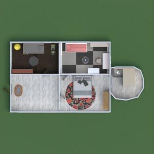 floorplans house furniture decor 3d