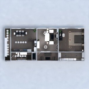 floorplans apartment house terrace furniture decor bathroom bedroom living room kitchen lighting renovation household dining room storage studio entryway 3d