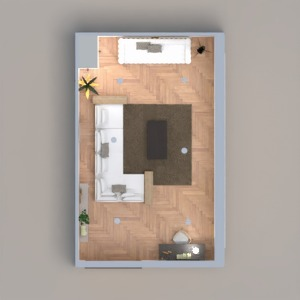 floorplans apartment furniture living room lighting 3d