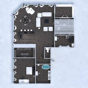 floorplans apartment terrace furniture decor diy bathroom bedroom living room kitchen lighting dining room storage studio entryway 3d