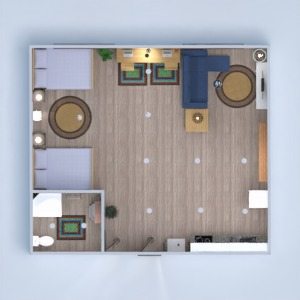 floorplans appartement diy 3d