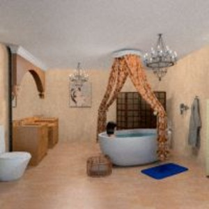 floorplans decor diy bathroom 3d