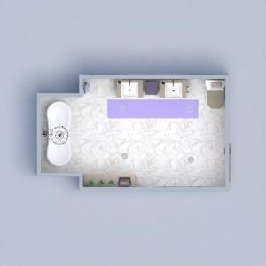 floorplans meble wystrój wnętrz łazienka 3d