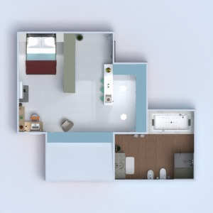 floorplans apartment furniture decor living room kitchen office lighting architecture studio entryway 3d