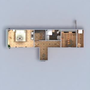planos apartamento muebles bricolaje cuarto de baño dormitorio cocina iluminación reforma hogar trastero descansillo 3d