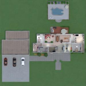 floorplans casa arredamento decorazioni camera da letto cucina 3d