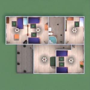 floorplans casa arredamento decorazioni bagno camera da letto garage cucina esterno paesaggio famiglia sala pranzo vano scale 3d