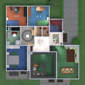 floorplans apartment house terrace furniture decor bathroom bedroom living room garage kitchen outdoor kids room office lighting household cafe dining room architecture storage studio entryway 3d