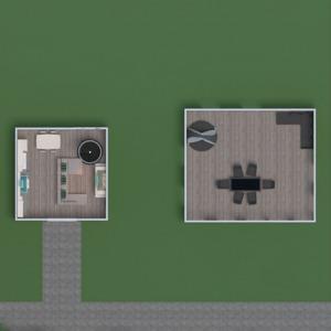 planos casa cuarto de baño dormitorio salón exterior habitación infantil paisaje arquitectura 3d