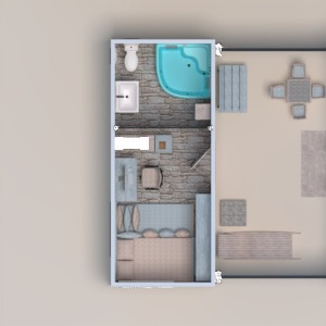 floorplans house terrace outdoor landscape architecture 3d