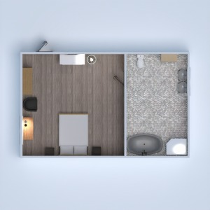 floorplans bathroom bedroom 3d
