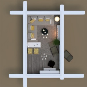 floorplans appartement meubles décoration salon 3d