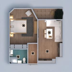 планировки квартира сделай сам ванная спальня гостиная кухня столовая 3d