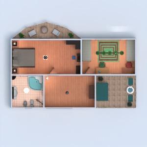 floorplans maison meubles décoration salle de bains chambre à coucher salon cuisine extérieur chambre d'enfant eclairage paysage maison salle à manger espace de rangement 3d