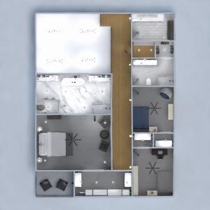 floorplans dom architektura 3d