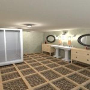 floorplans apartment house furniture decor bathroom 3d