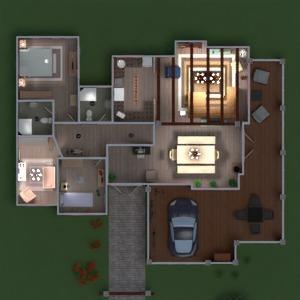 floorplans maison meubles décoration diy salle de bains chambre à coucher salon garage cuisine extérieur chambre d'enfant paysage salle à manger architecture 3d