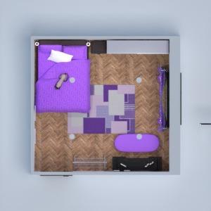 floorplans namas miegamasis 3d