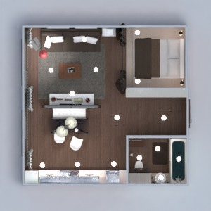 floorplans apartment bathroom living room kitchen 3d