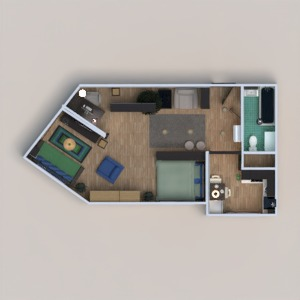 floorplans wohnung 3d
