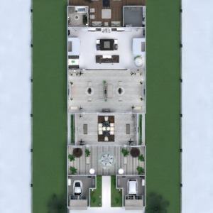 планировки ванная спальня кухня архитектура прихожая 3d