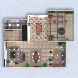 floorplans apartment house terrace furniture decor diy bathroom bedroom living room kitchen outdoor lighting household dining room architecture entryway 3d