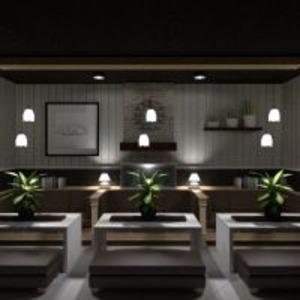 floorplans bricolaje cocina cafetería comedor descansillo 3d