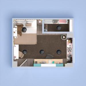 floorplans decor bedroom lighting studio 3d
