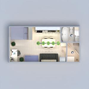 floorplans apartment furniture decor bathroom bedroom living room kitchen kids room office lighting dining room entryway 3d