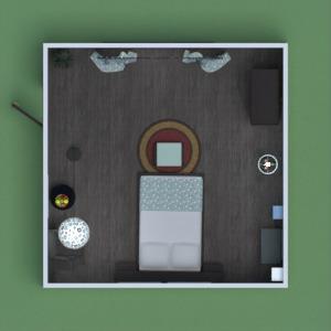 floorplans casa mobílias decoração quarto quarto infantil cafeterias arquitetura despensa 3d