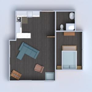 floorplans apartamento muebles decoración bricolaje cuarto de baño dormitorio salón cocina hogar 3d